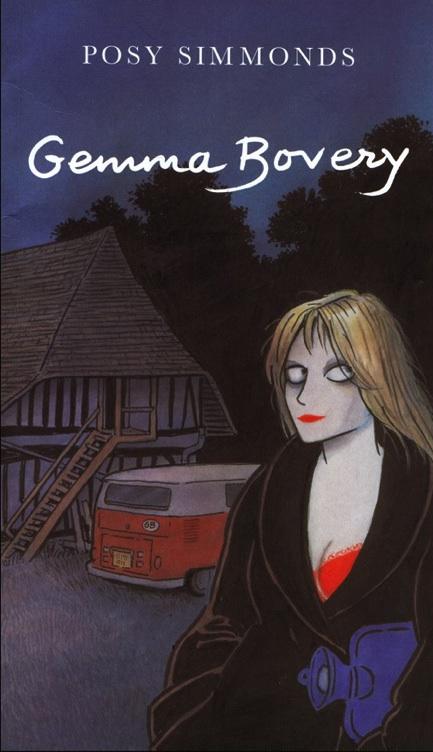6. Gemma Bovary