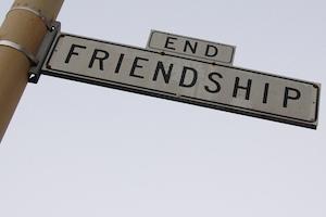 endfriendship