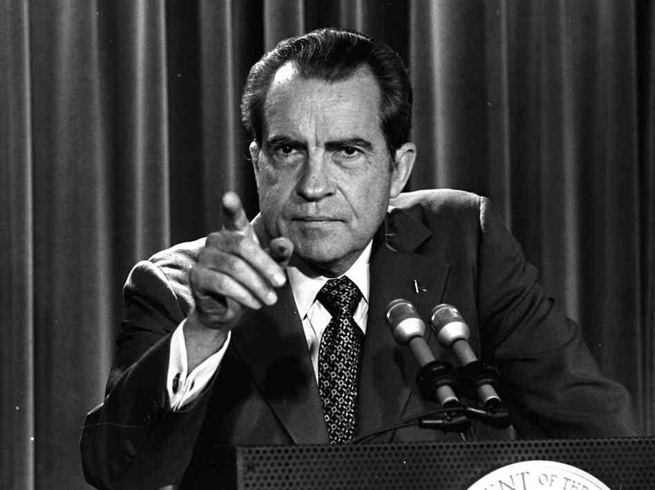 Watergate Nixon