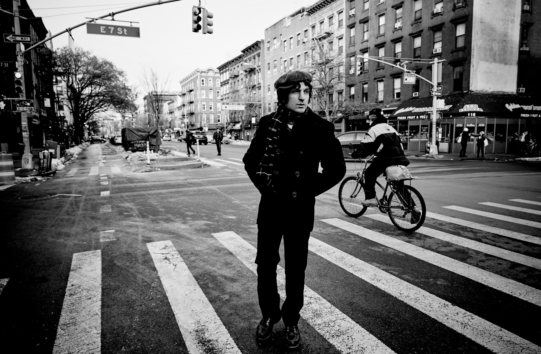 JESSE MALIN : NEW YORK BEFORE THE WAR