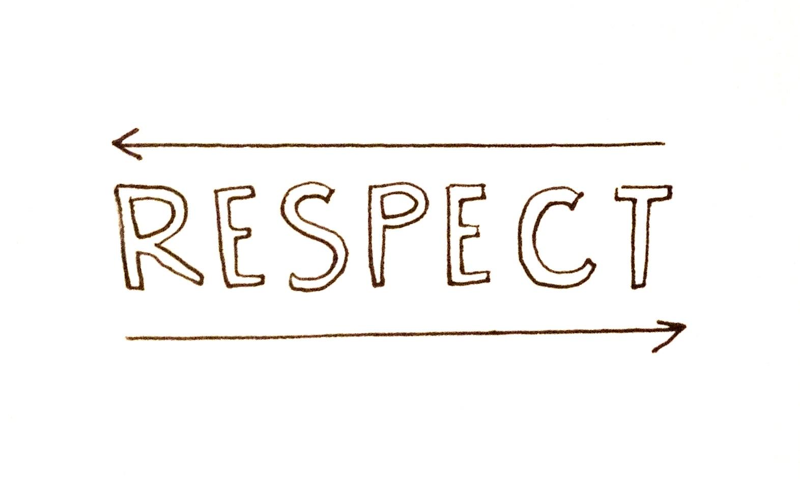 2. Respect
